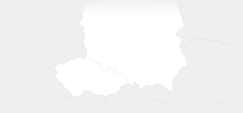 Karte von Filialen